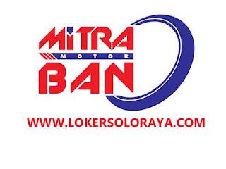 Loker Solo Mekanik Sepeda Motor di Mitra Ban