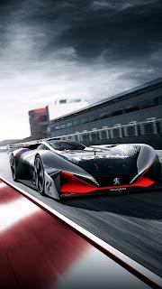Lambo Speed Car Mobile HD Wallpaper
