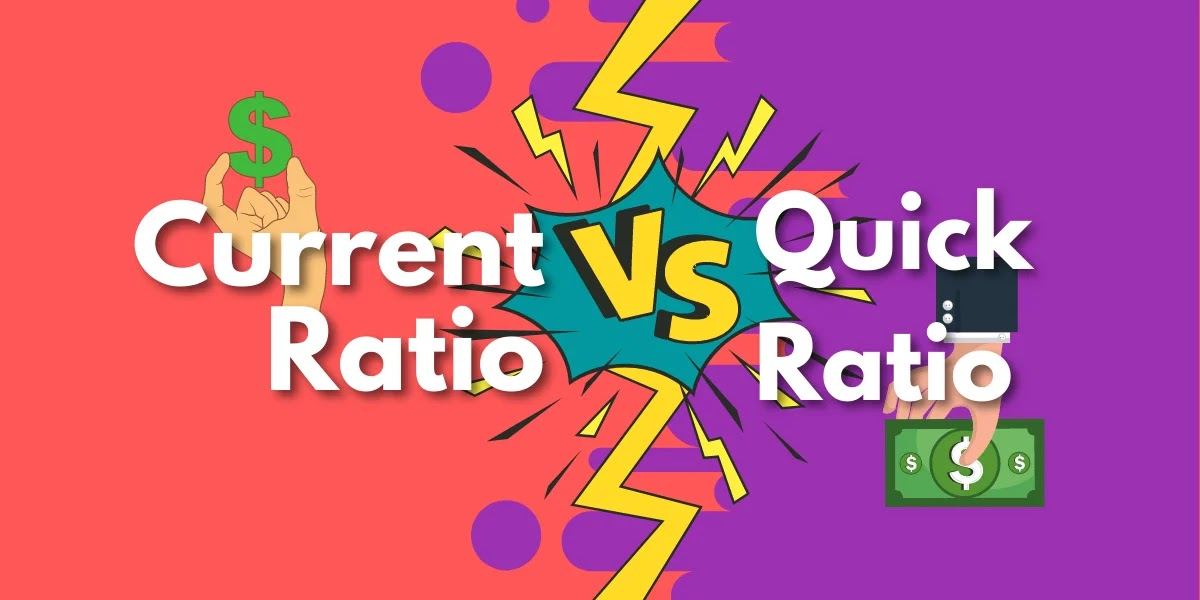 current ratio vs quick ratio explained with formula and calculation by zerobizz