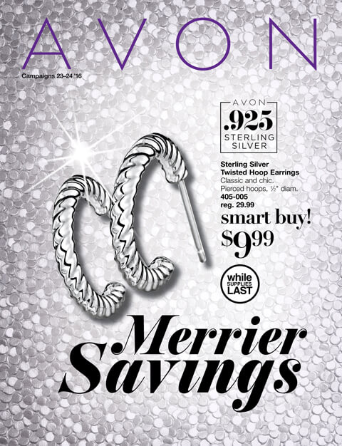 Avon Campaign 24 2016 Brochure