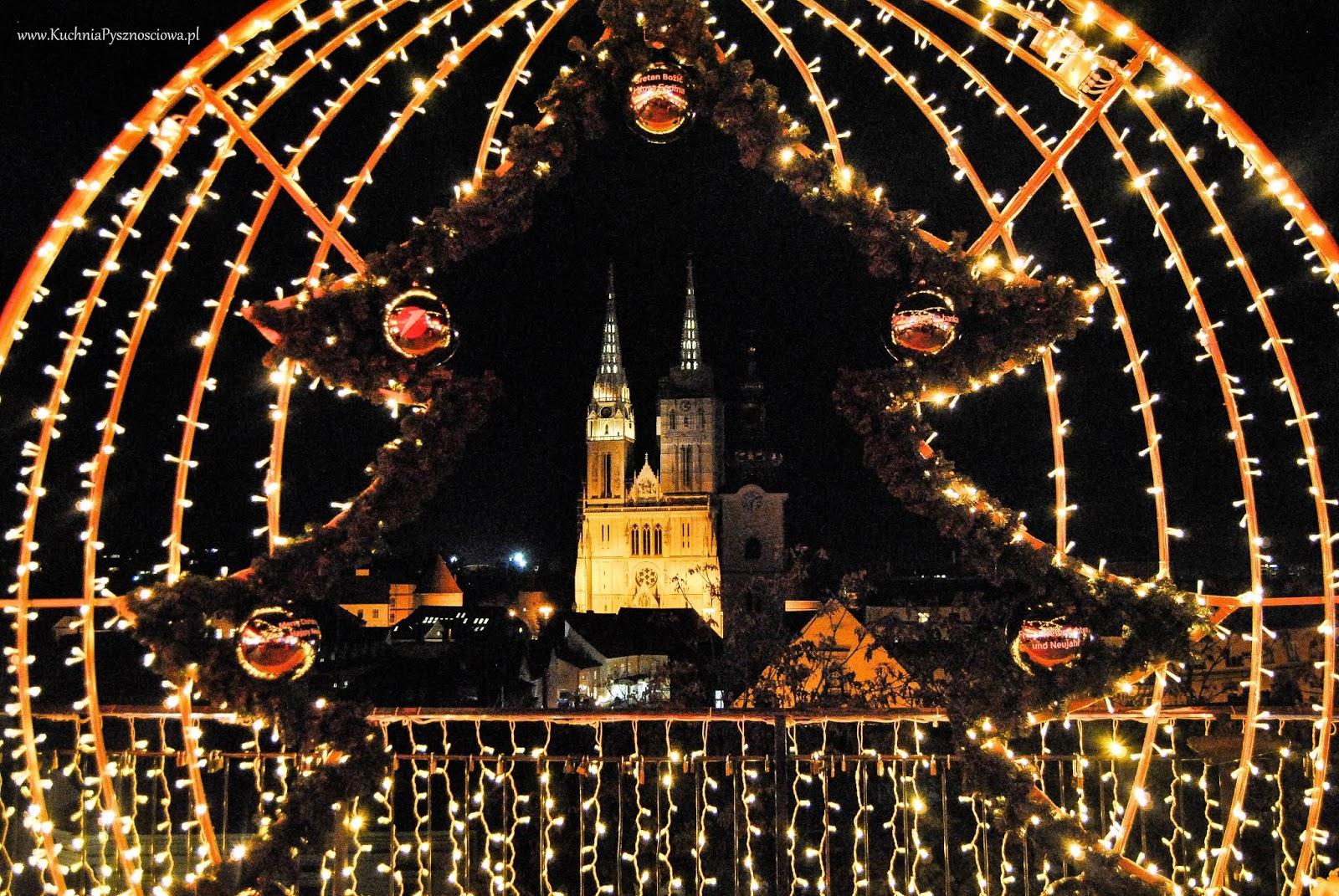 Świąteczny city break w Zagrzebiu