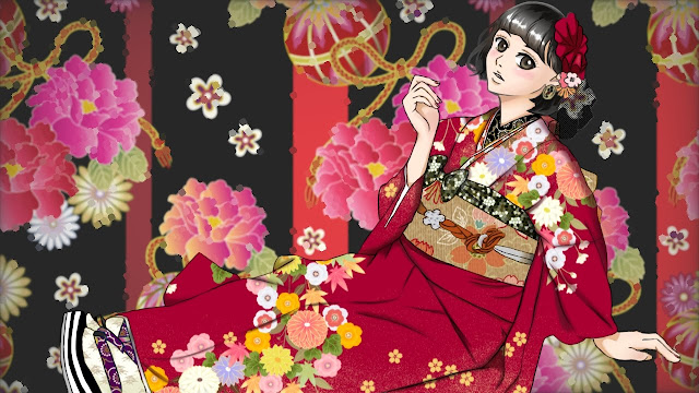 Japanese Kimono (free anime images)