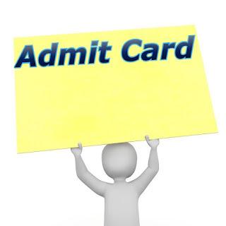 admit card download