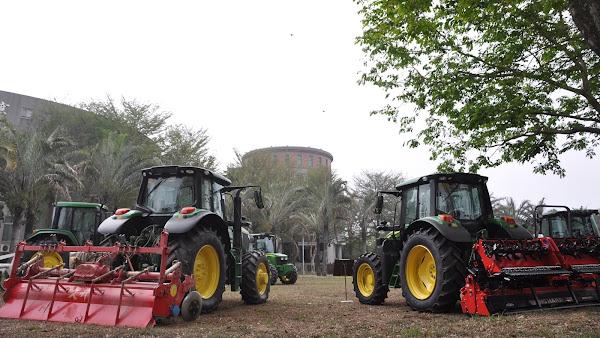 大型農機具操作培訓 明道大學開課報名秒殺