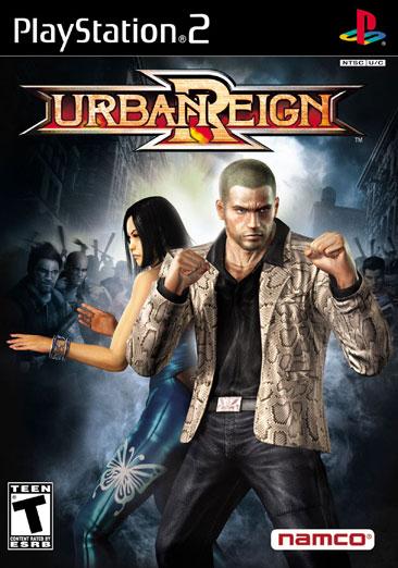urban reing - Urban Reign | Ps2