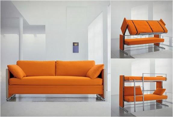 um apartamento bem decorado
