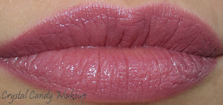 Bite-Size Discovery Set de Bite Beauty - Luminous Crème Lipsticks - Shiraz Swatch