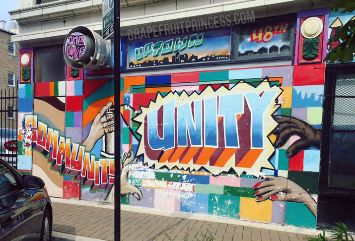 Chicago Mural Community Unity
