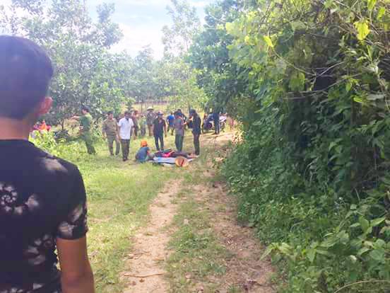 Gia Lai: Phát hiện thi thể bé gái lõa thể, nghi bị hiếp dâm, bị giết rồi giấu xác trong bụi cây