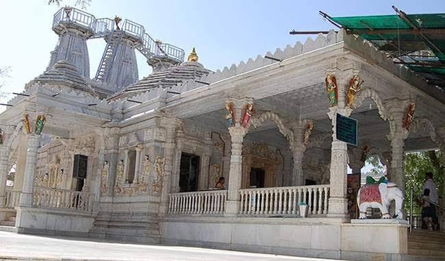 Mohankheda jain temple