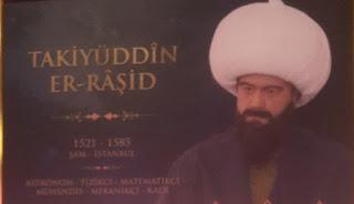 Takiyüddin Çalışmaları ve Bilime Katkıları