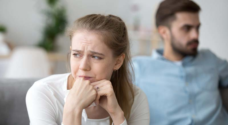 Why do cheaters cry?