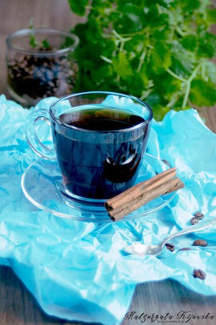 smakowa kawa, kawa z cynamonem