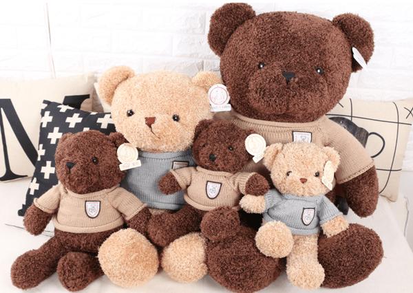 Nguồn gốc và sự tích ra đời của gấu Teddy