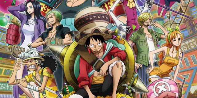 Film One Piece Stampede Mengungkap Lebih Banyak Anggota Pemain
