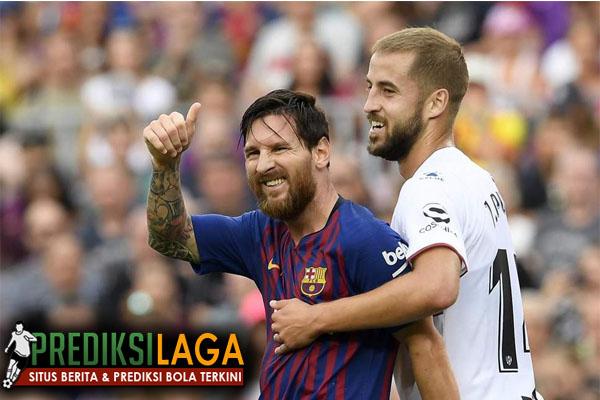 Prediksi Huesca vs Barcelona 4 Januari 2021