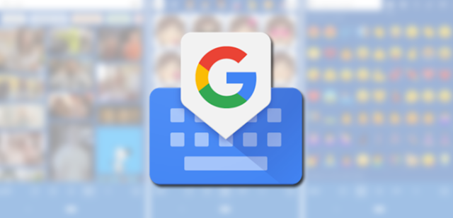 Gboard 8.4 APK Update W/ taller emoji keyboard and dictionary import/export