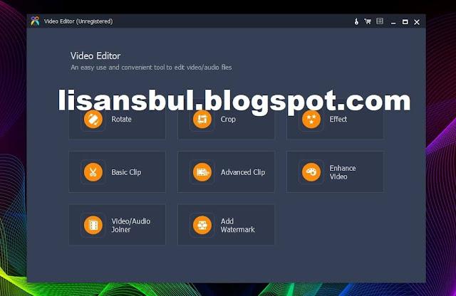 aiseesoft video editor pro free full version registration code