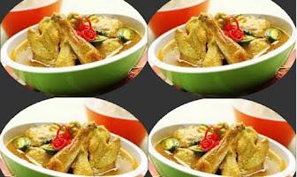 Resep Nusantara - Gulai Ayam Sedap Cabe Hijau