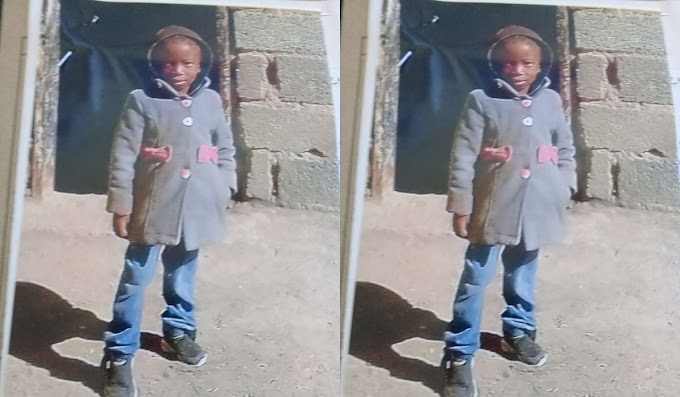 Missing 4-year-old girl was found dead in a pit toilet, Police says she was Raped