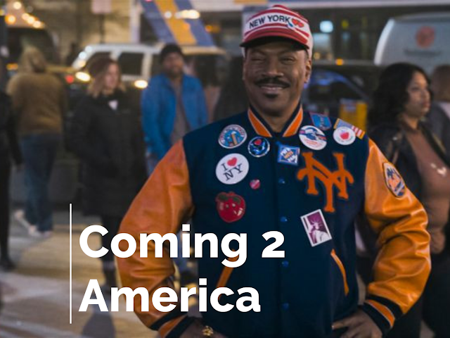 Watch the trailer for the Movie Coming 2 America