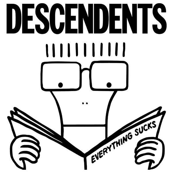 "Descendents announce reissue of ""Everything Sux"""