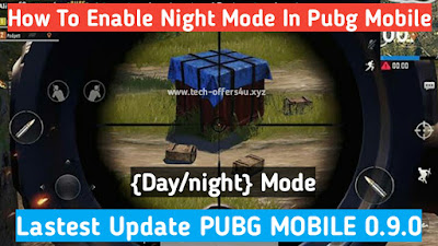 How To Enable Night Mode In Pubg Mobile