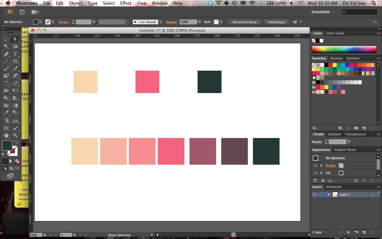 Jakel168 S Game Development Adobe Illustrator Creating