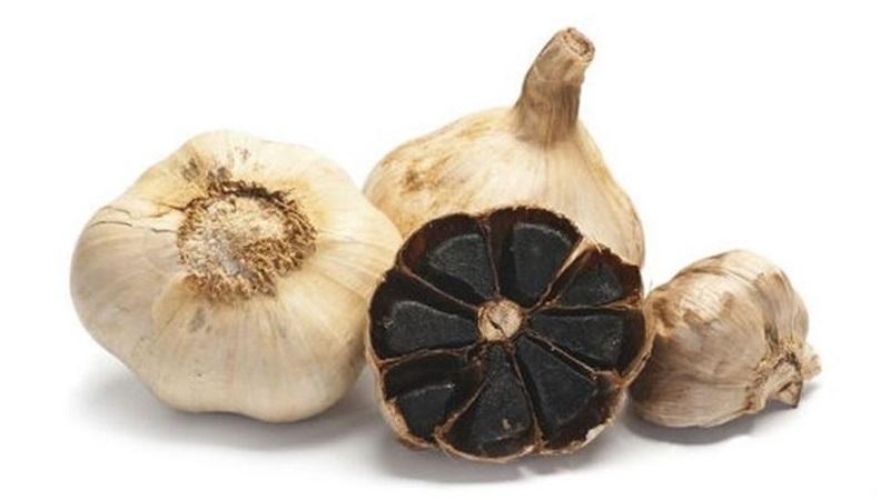 khasiat bawang hitam