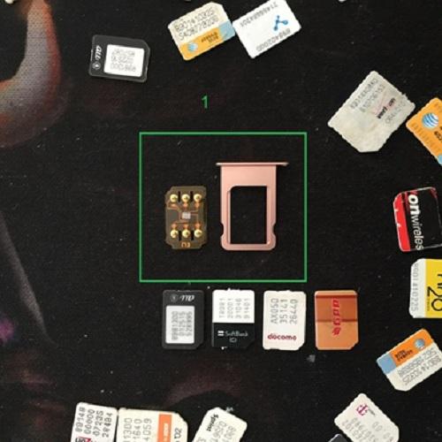 Cách thức unlock iphone 6 Nhật Bản