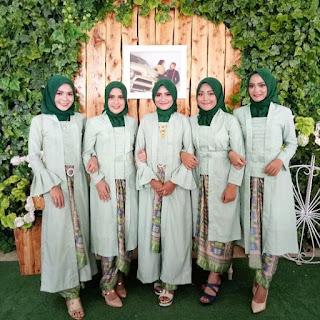 Baju Kebaya Muslim Terbaru