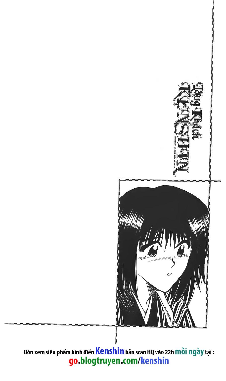 Rurouni Kenshin chap 32 trang 1