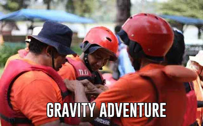 persiapan outbound rafting