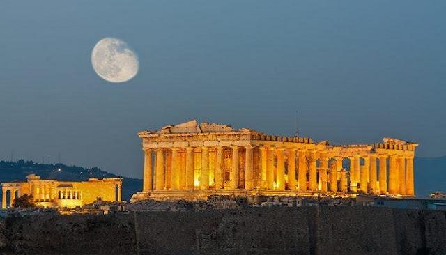 Γκρεμίστε Όλη Την Ελλάδα Σε Βάθος 100 Μέτρων…