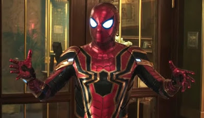 SPIDER-MAN: FAR FROM HOME Re-Released in Theaters With 4 Minutes of Extra Footage