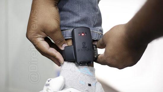 projeto regras rigidas tornozeleira eletronica direito