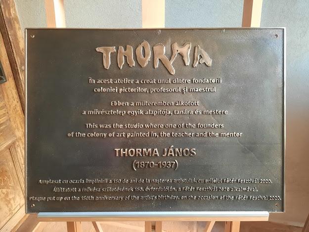 Thorma János. 150 de ani de la naşterea pictorului