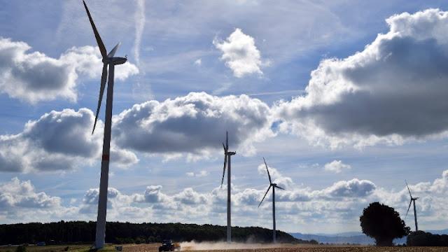 2η η Περιφέρεια Πελοποννήσου πανελλαδικά σε παραγωγή αιολικής ενέργειας