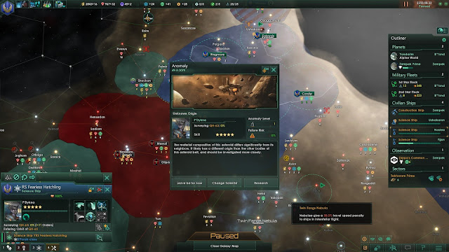 Anomaly | Stellaris Screenshot