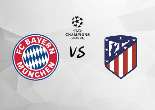 Bayern München vs Atlético Madrid  Resumen y Partido Completo