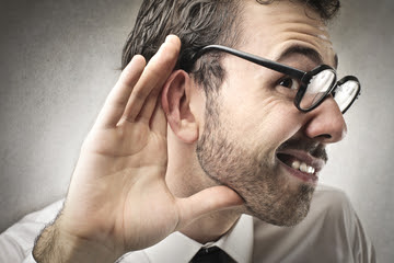 استمع جيداً