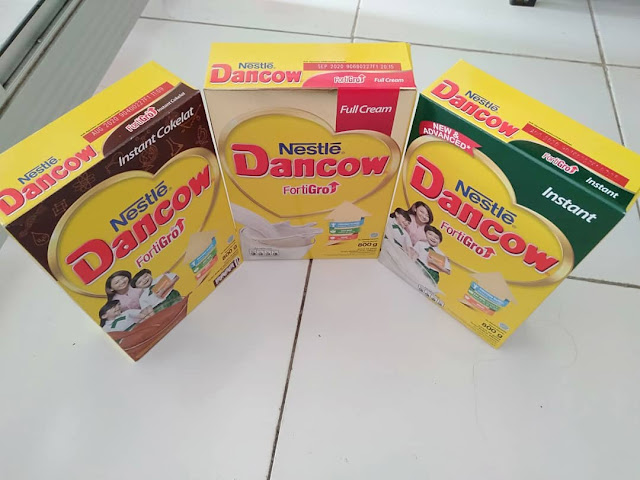 Dancow Fortigro Enriched Full Cream