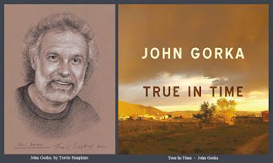 John Gorka. Folk Musician. Singer-Songwriter. True in Time. by Travis Simpkins