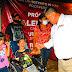 Próspero Valenzuela Sigue en Contacto Directo con la Gente