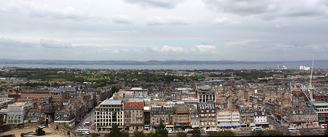 Ensikosketus Edinburghiin 36