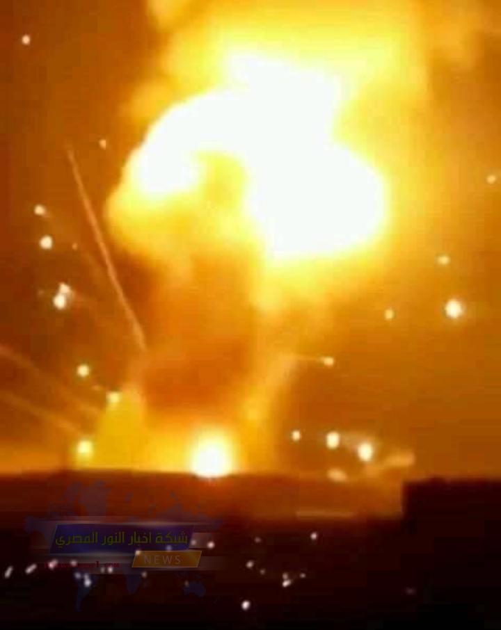 خبر ~ حريق هائل بمكه المكرمة   إندلاع حريق ضخم في جبل عمد بمكة المكرمة بالتفاصيل