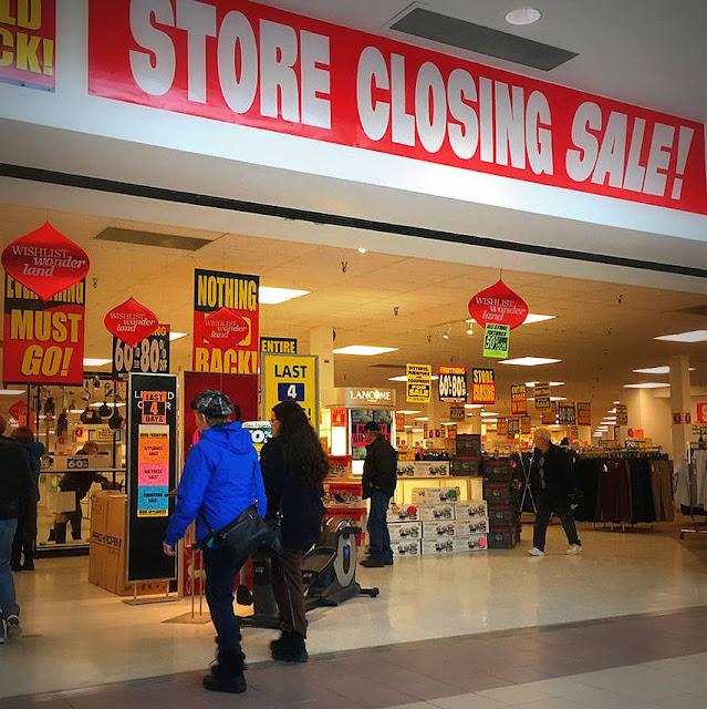 La cadena estadounidense Sears se declara en quiebra dentro de un plan de salvataje