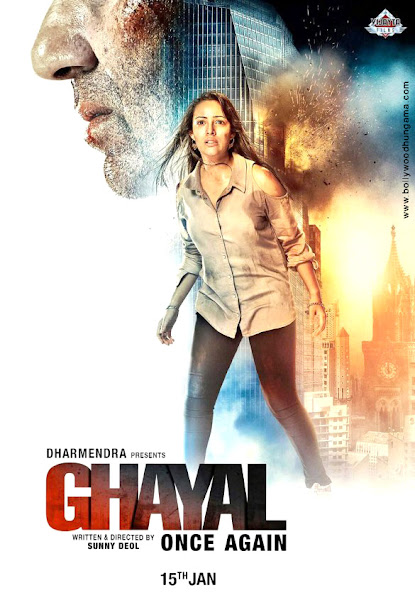 Ghayal Once Again (2016) Movie Poster No. 2