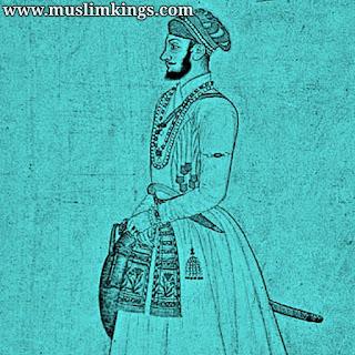 Pic of Bahadur Shah 1
