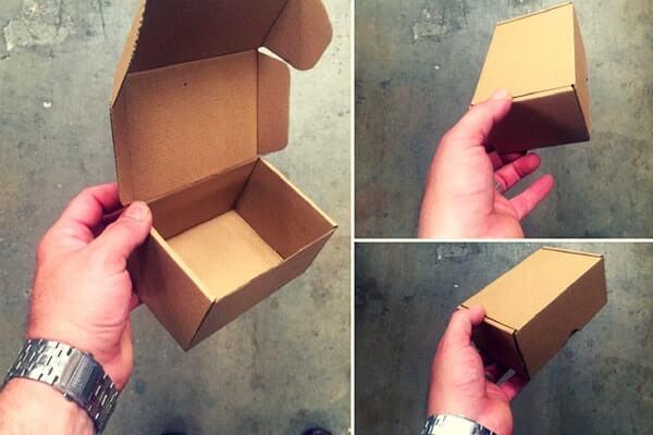 cajas de envio para memorias usb